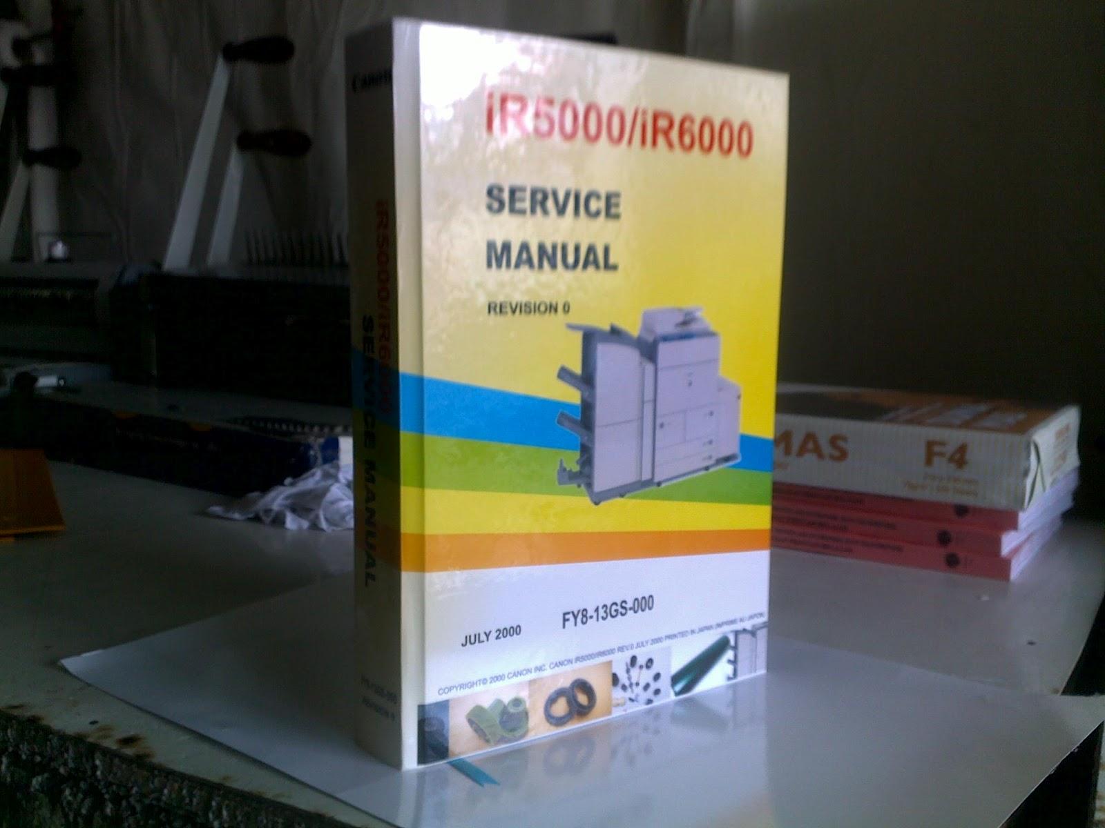 Ir1510 service manual
