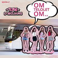 Lirik Lagu D'Mojang Om Telolet Om