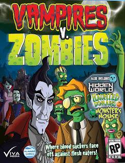 Zombies vs Vampires
