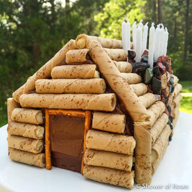 Little House On The Prairie Cake Ideas