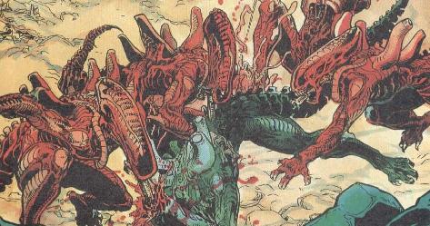 CobraShadowJoes: NECA TOYS Toys R Us Exclusive Aliens Genocide 2-Pack