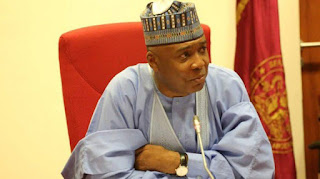 There is anxiety in the All Progressives Congress caucus in the Senate over alleged moves by the outgoing President of the Senate, Bukola Saraki, to influence the emergence of new leaders of the 9th Senate.