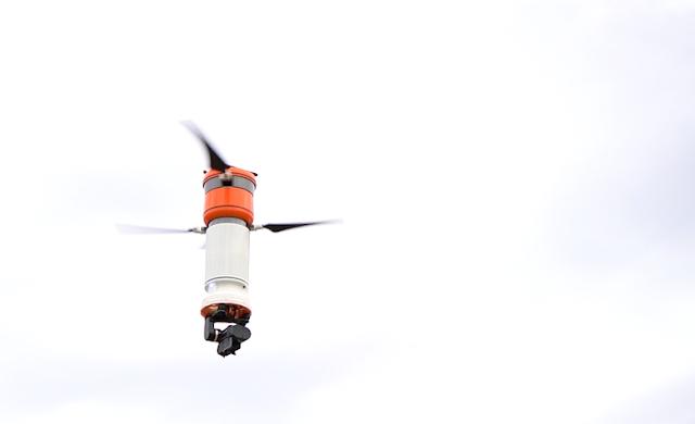 Sprite, Drone Canggih dengan Bentuk Tak Biasa