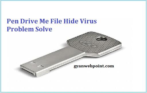 pen-drive-file-hide-virus-problem-solve