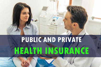 Difference Between Public and Private Health Insurance