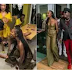 Sir Shina Peters Reacts to picture of Tiwa Savage kneeling to greet him