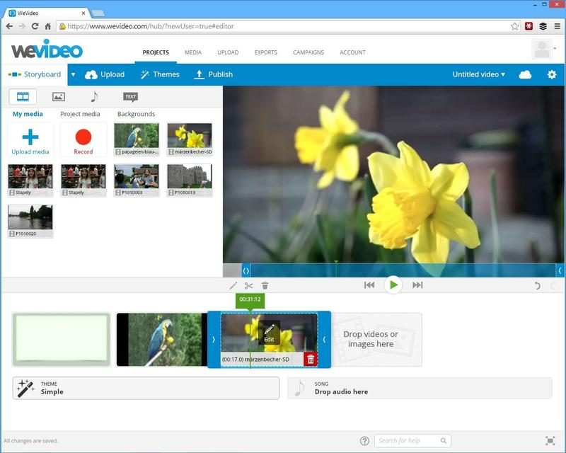 how to download wevideo videos for free