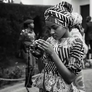 Checkout These Stunning Photos Of President Buhari's Daughters
