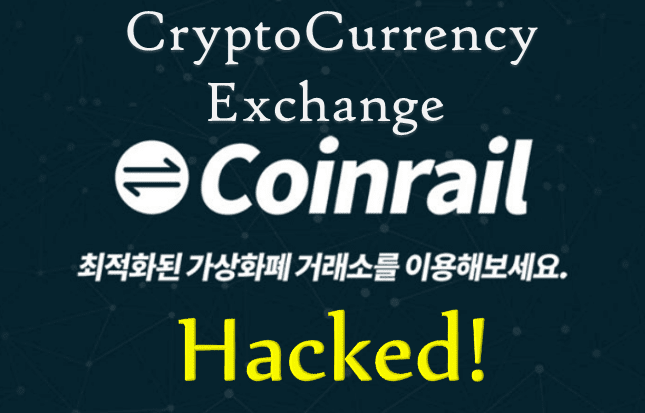 South Korean Cryptocurrency Exchange Hacked Lose In Million of Dollars