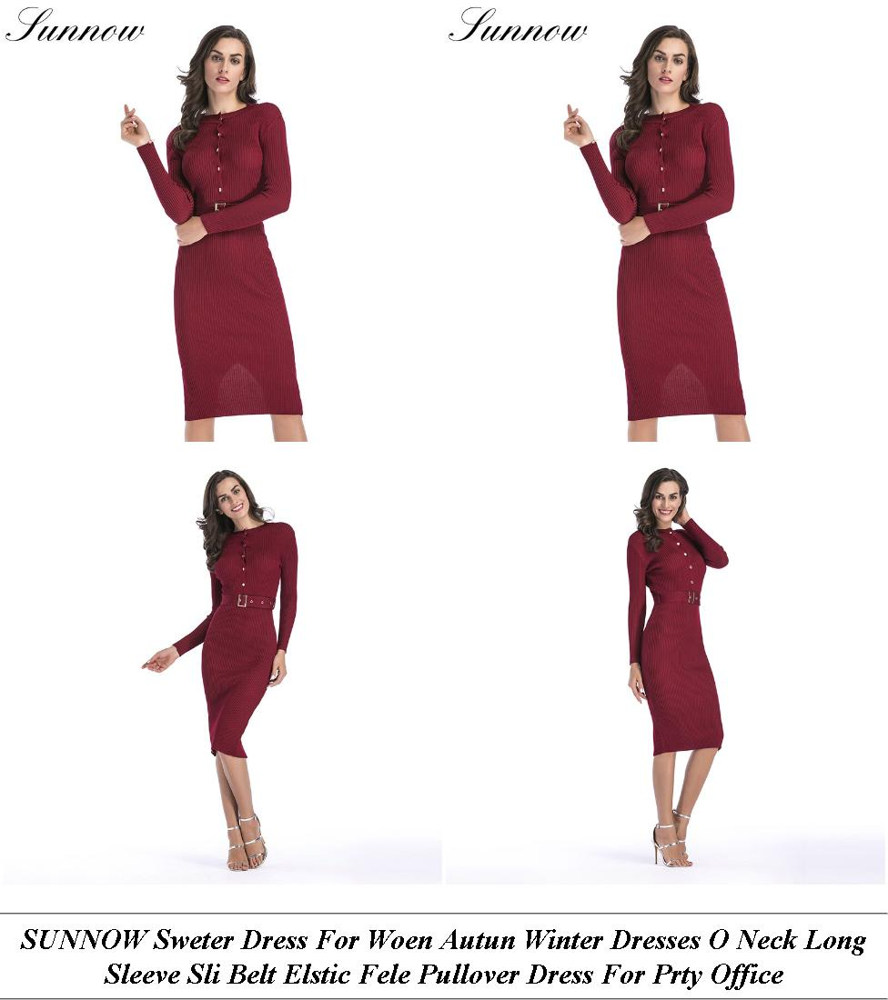Summer Dresses For Women - Next Summer Sale - Long Sleeve Dress - Cheap Online Shopping Sites For Clothes