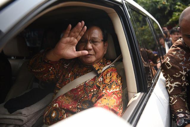 Prabowo Akan Hadiri Peringatan 14 Tahun Musibah Gempa Dan Tsunami Aceh