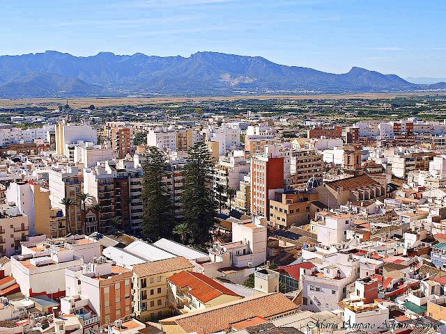 Cullera (Valencia).