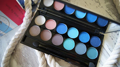 Sleek Nautical Collection Eyeshadow Palette