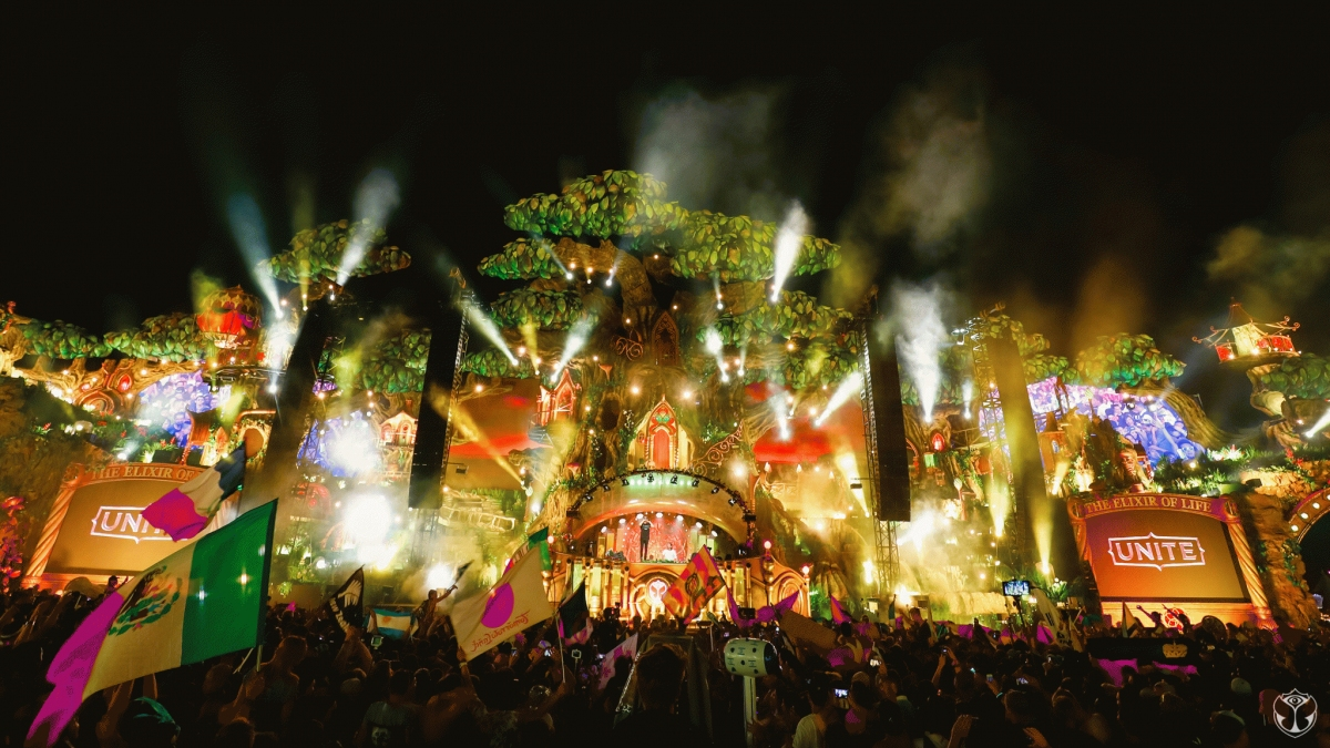Tomorrowland 2017 Images