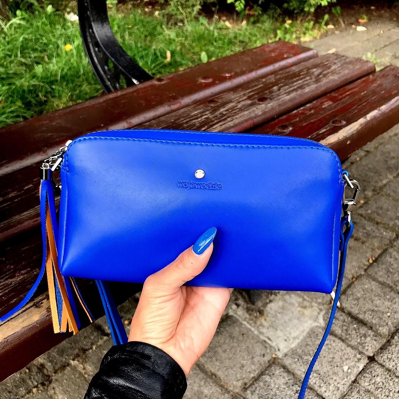 Mała niebieska torebka Wojewodzic, Wojewodzic czy warto