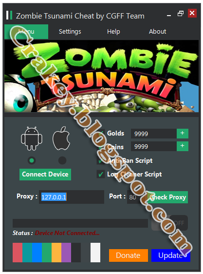 zombie tsunami cheats