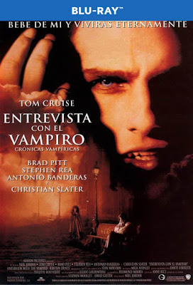 Interview With The Vampire 20th Anniversary 1994 BD25 Latino