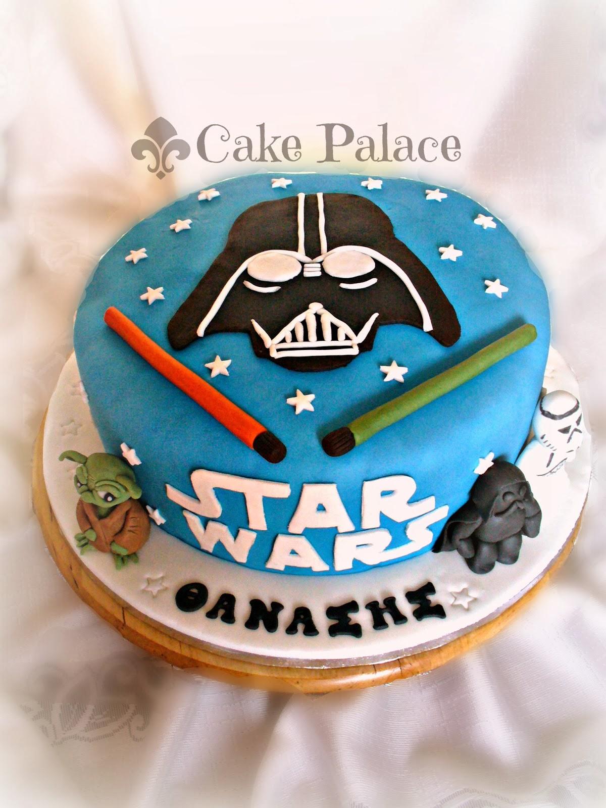 Cake Palace Star Wars Cake