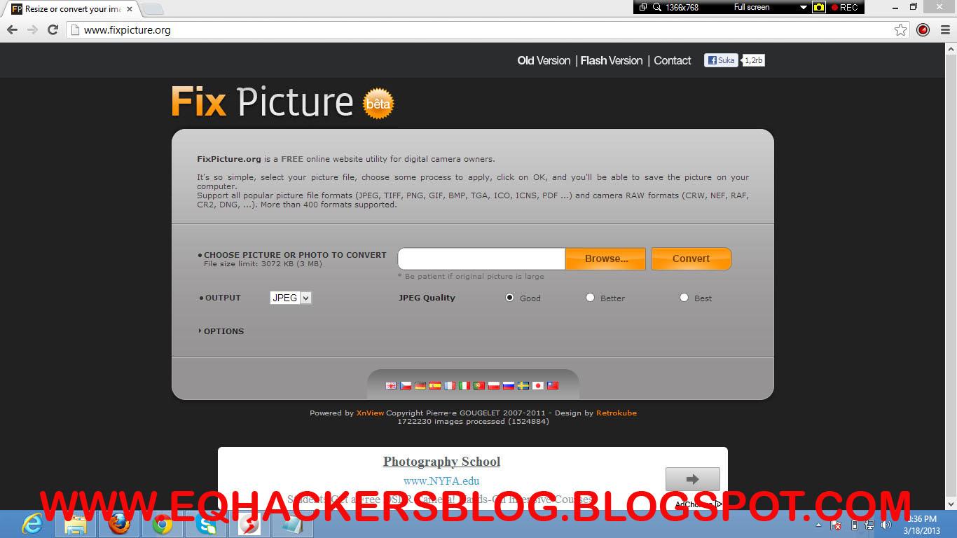 Cara Mengubah Gambar Atau Foto Menjadi PDF | Be diffrent