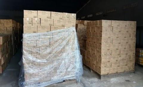Policia apreende 20 toneladas de café roubado em Codó Ma