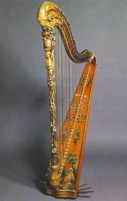 Marie Antoinette's Harp