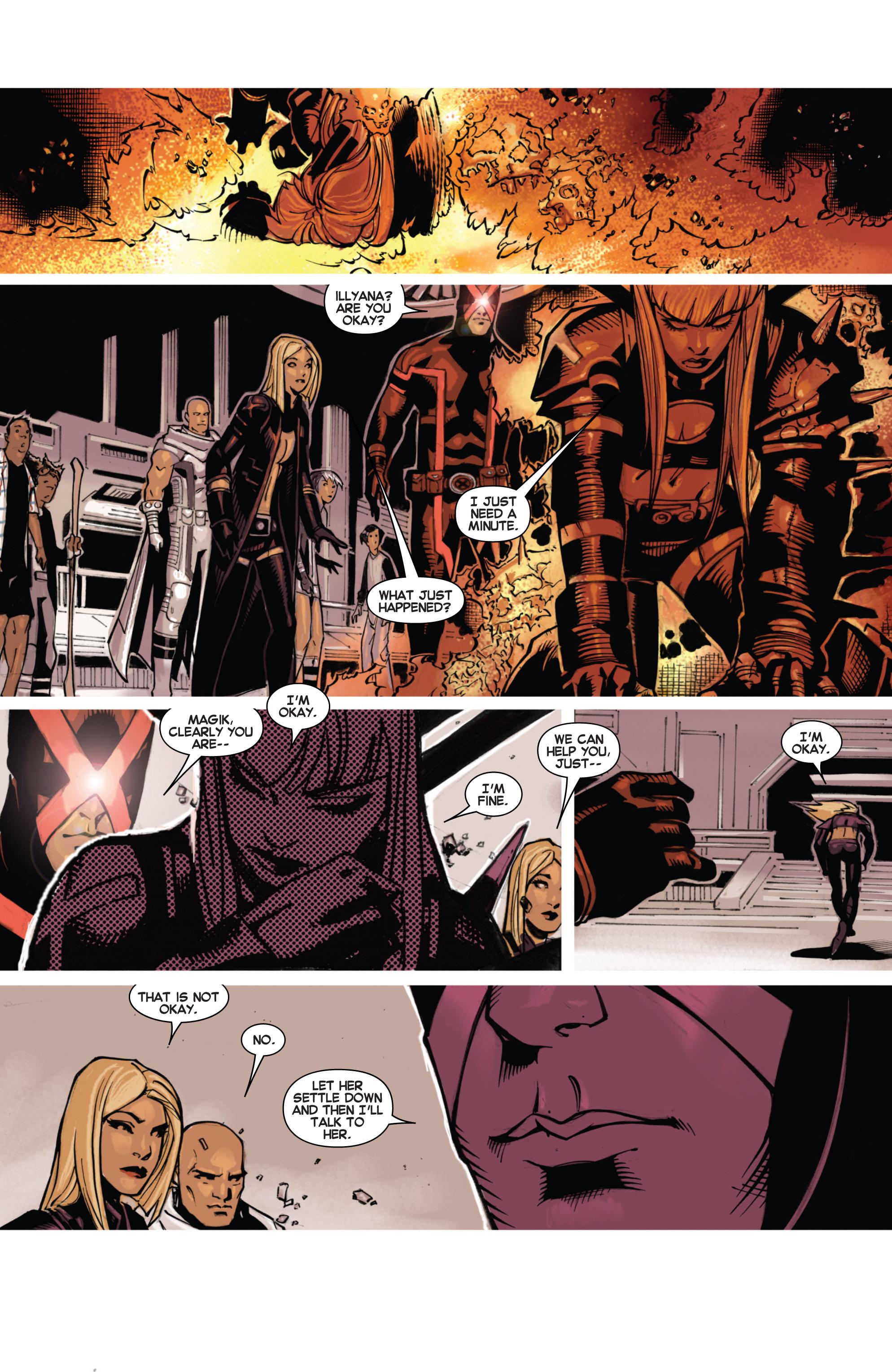 Read online Uncanny X-Men (2013) comic -  Issue #4 - 17