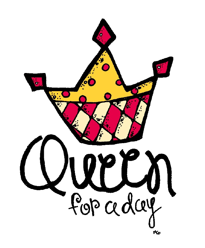 queen's birthday clip art - photo #14