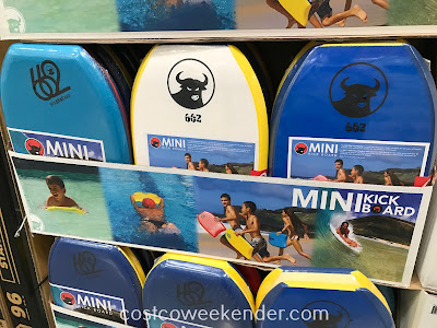 Enjoy the swim and surf of the water with the 662 Mini Kick Board