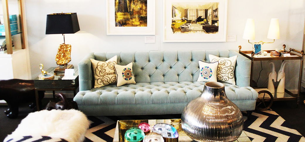 Accessorising With Gold Can Make Your Home Look Expensive