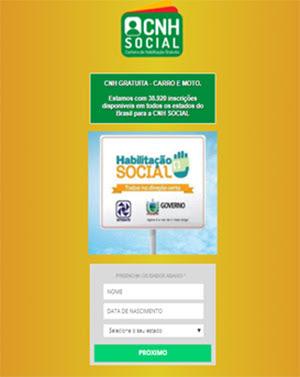 'CNH gratuita' vira tema de golpe no WhatsApp, alerta empresa