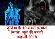most top 10 haunted place in the word, bhoot ki kahani