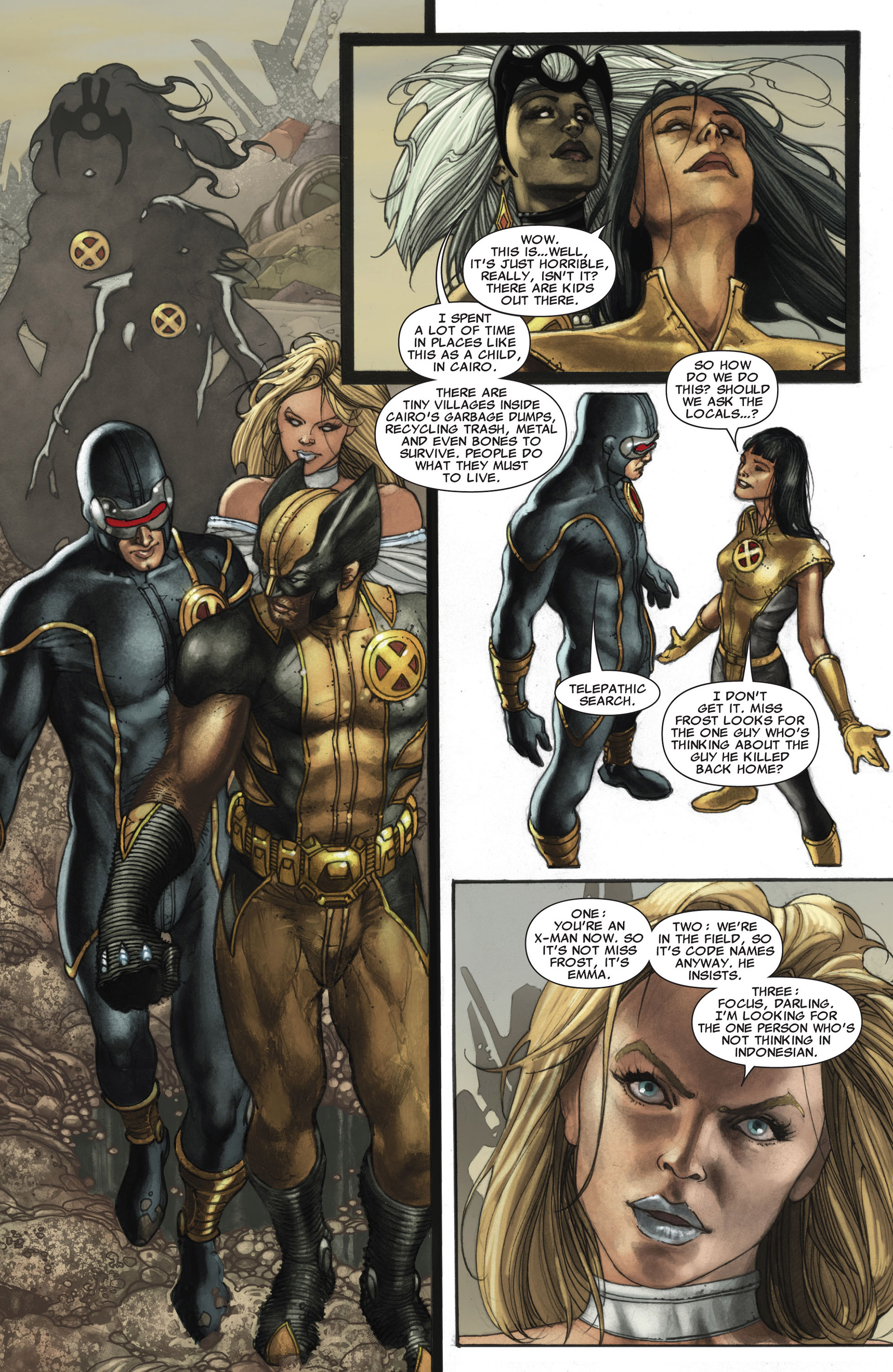Read online Astonishing X-Men (2004) comic -  Issue #26 - 6