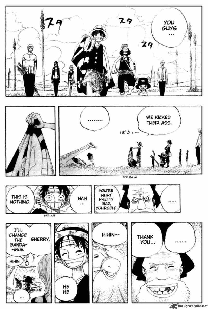 One Piece Ch 318