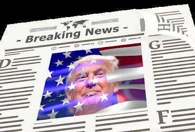 """newspaper 1959739 1280 - Stazione radio USA hackerata per ritrasmettere in loop """"F**k Donald Trump"""""""