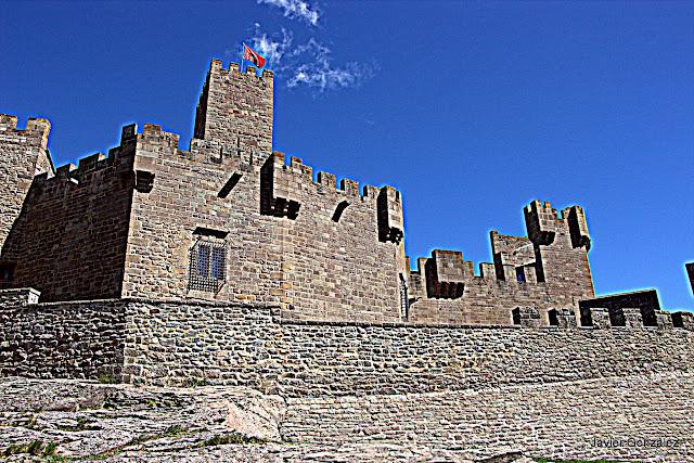 Castillo de Javier. Navarra