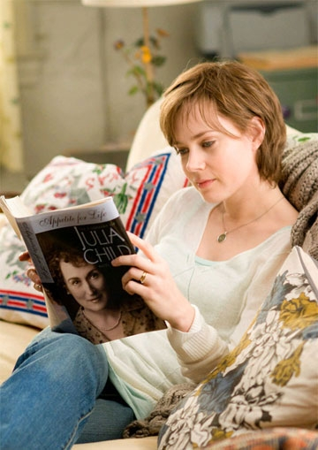 The Rebel Reader: Julie & Julia -- memoir by food writer ...