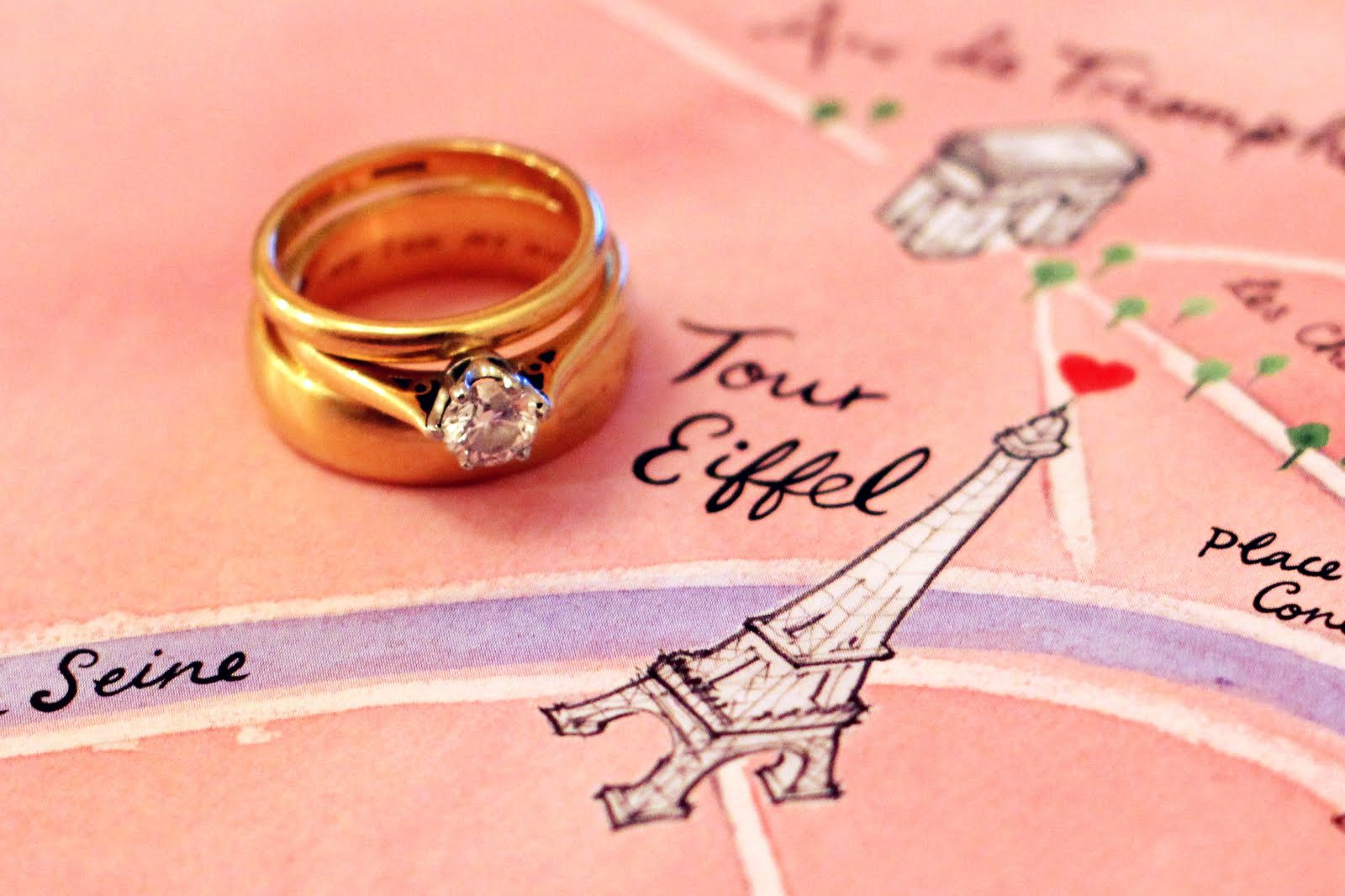 Forever Diamond Ring Collection