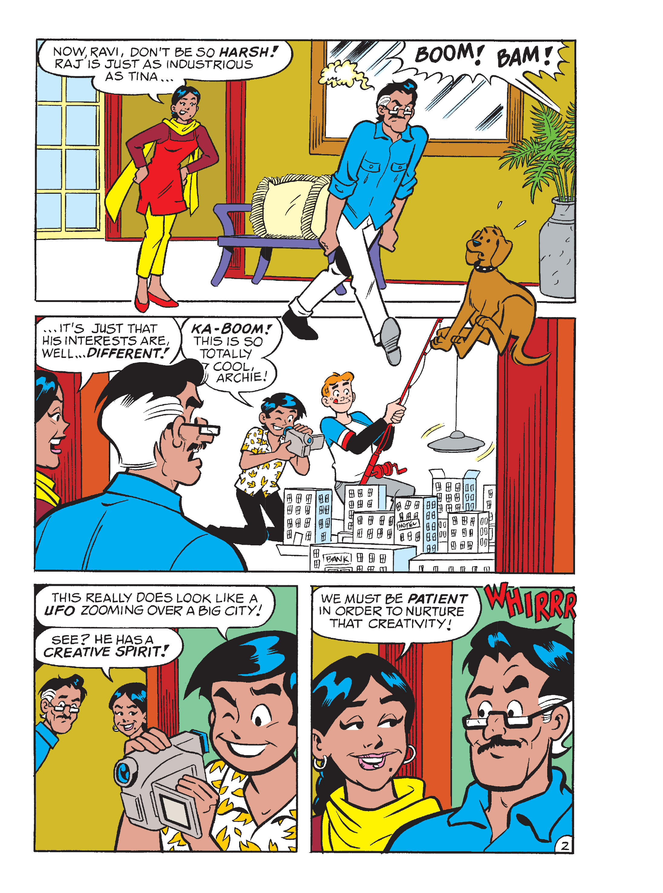 Read online Archie's Funhouse Double Digest comic -  Issue #13 - 25
