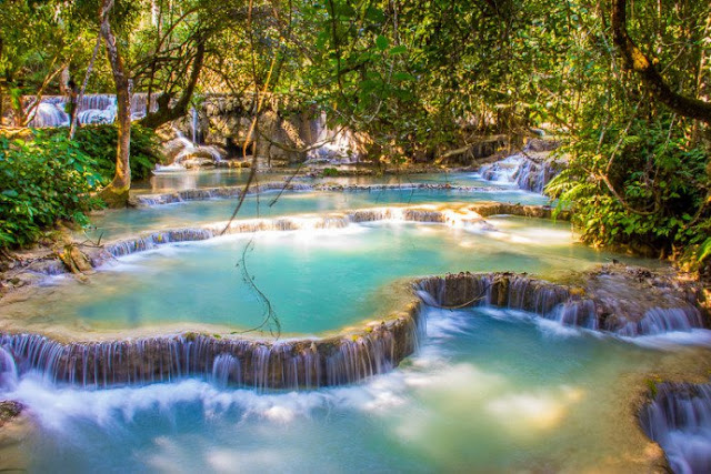 8 beautiful tourism destinations in Laos