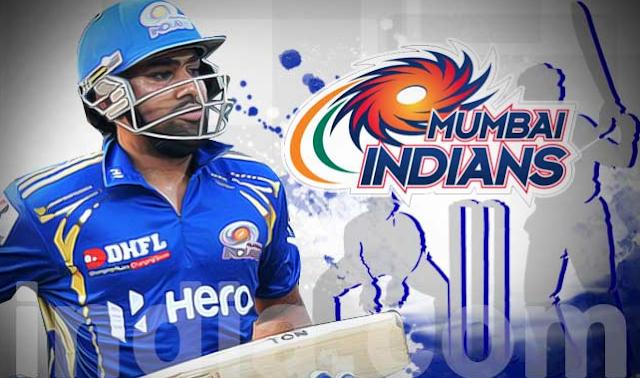 Mumbai Indians Team squad IPL 10 2017