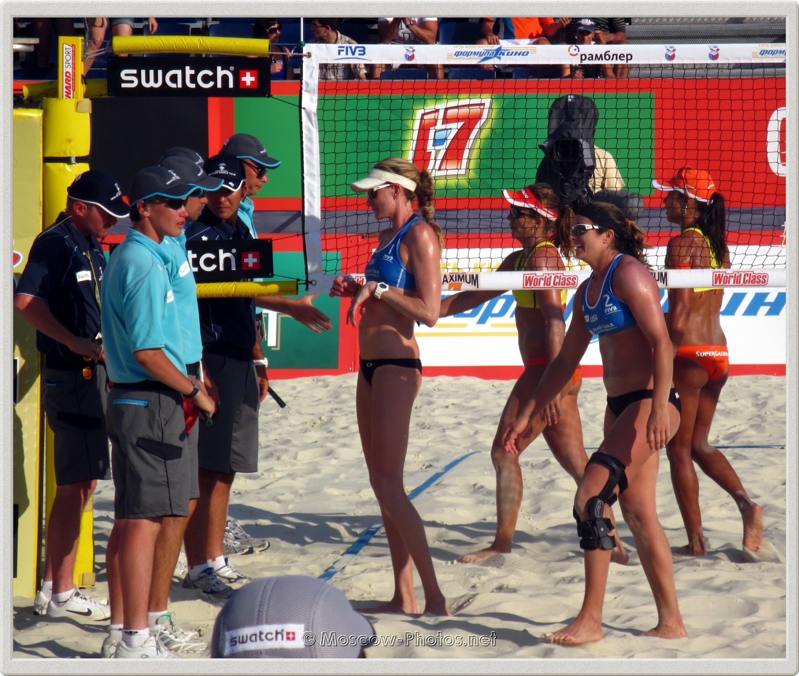 Kerri Walsh &  Misty May-Treanor (USA)
