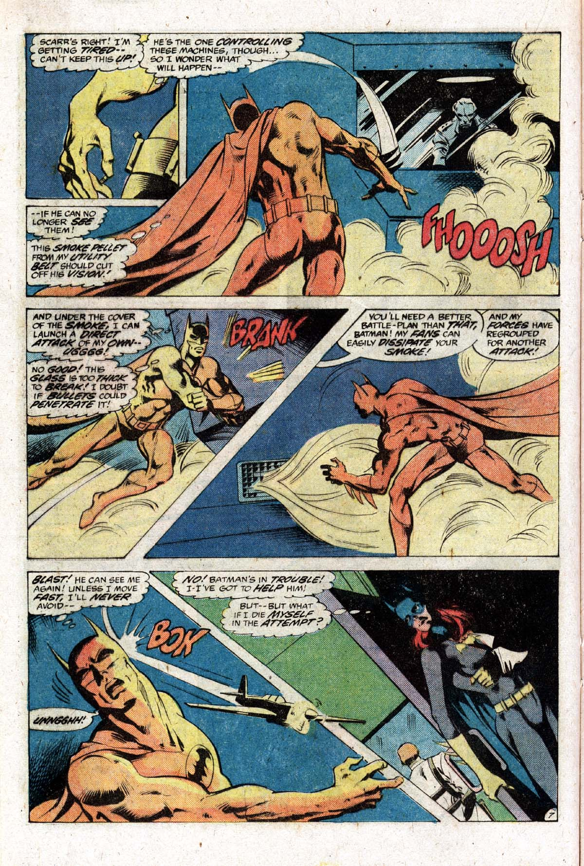 Detective Comics (1937) 492 Page 22