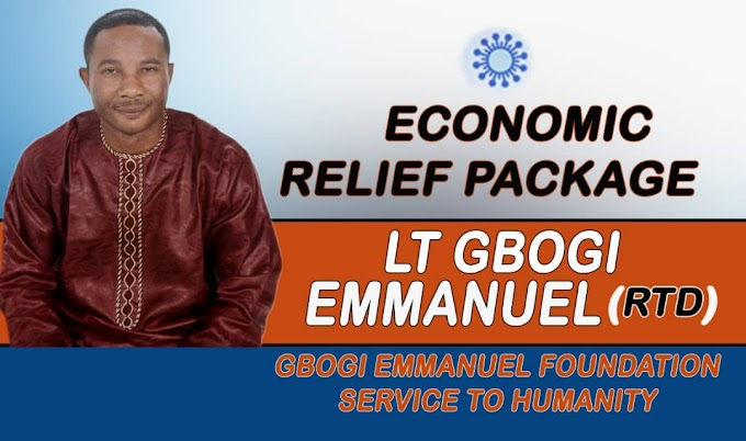 GBOGI EMMANUEL FOUNDATION DISTRIBUTED 2,000 ECONOMIC RELIEF PACKAGES TO AKOKO S/W CONSTITUENCY 1