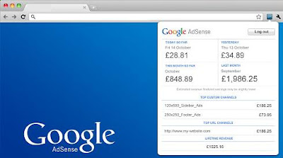 Google Adsense Publisher Toolbar