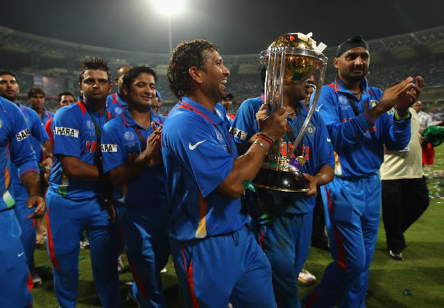 Sachin Tendulkar: the best moment of my life, without any doubt !