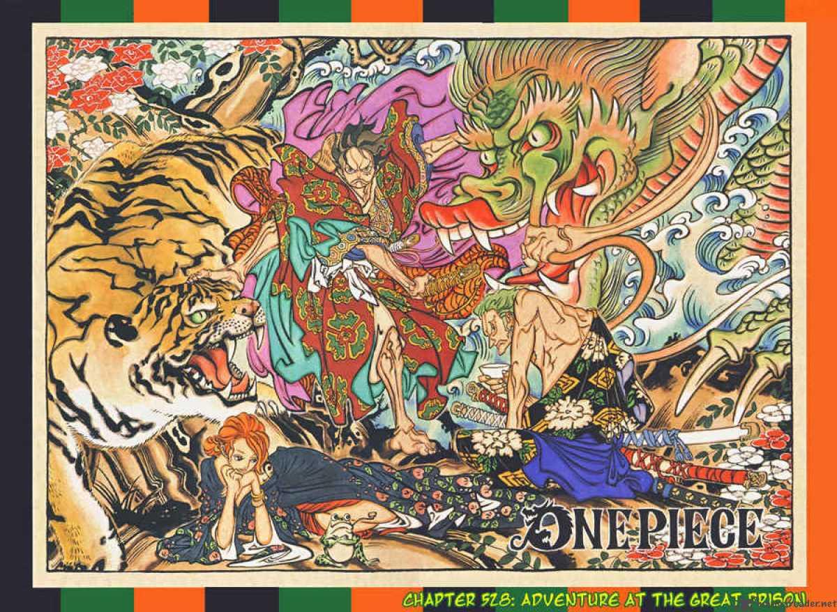 One Piece 526