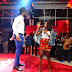 Falz and Simi thrilling the audience at the Coke Studio 4NG launch party (photo)