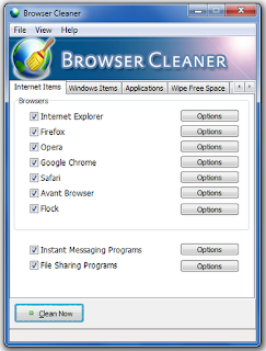 Browser Cleaner Portable