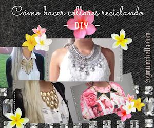 DIY - 6 ideas para hacer collares