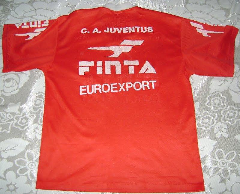 Manto Juventino - As camisas do Clube Atlético Juventus  2011 3d9e2340186ca